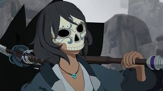 rwby-maria-calavera-vs-tock-amp-nevermore-maria39s-backstory-full-fight-scene-1080p