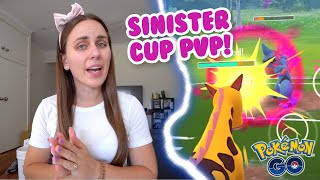 LAST CHANCE! Beginner Sinister Cup PVP Guide! Melbourne Silph Arena Cup in Pokémon GO