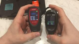 ЕТ 15 обзор и сравнения с Delta T 500
