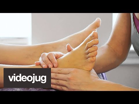 How To Give A Stress Relieving Foot Massage