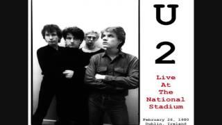 (12) U2 - Shadows And Tall Trees (Live Dublin 26-February-1980)