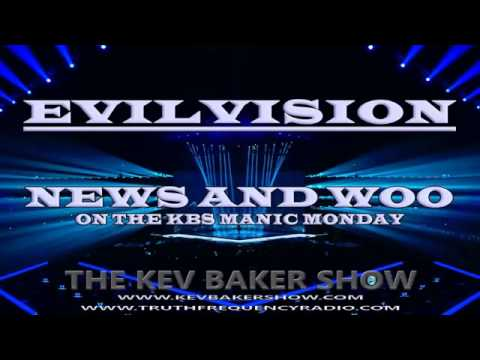 CERN, Symbology, World Flag, Volcanic Woo & More...The Kev Baker Show.