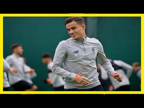 Team news: Confirmed Liverpool line-up v Sevilla