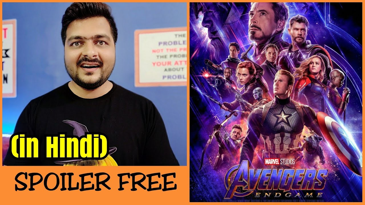 Download Avengers: Endgame - Movie Review
