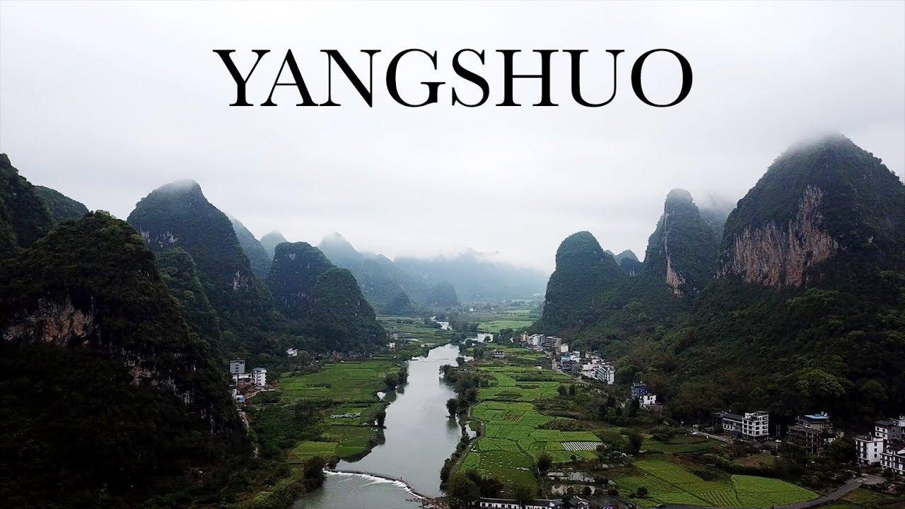 YANGSHUO CHINA | Travel Vlog 2018