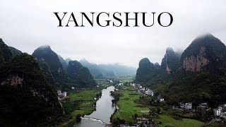 YANGSHUO CHINA | Travel Vlog 2018
