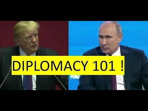 Download Youtube: Watch & learn! Trump doing North Korea wrong - Putin