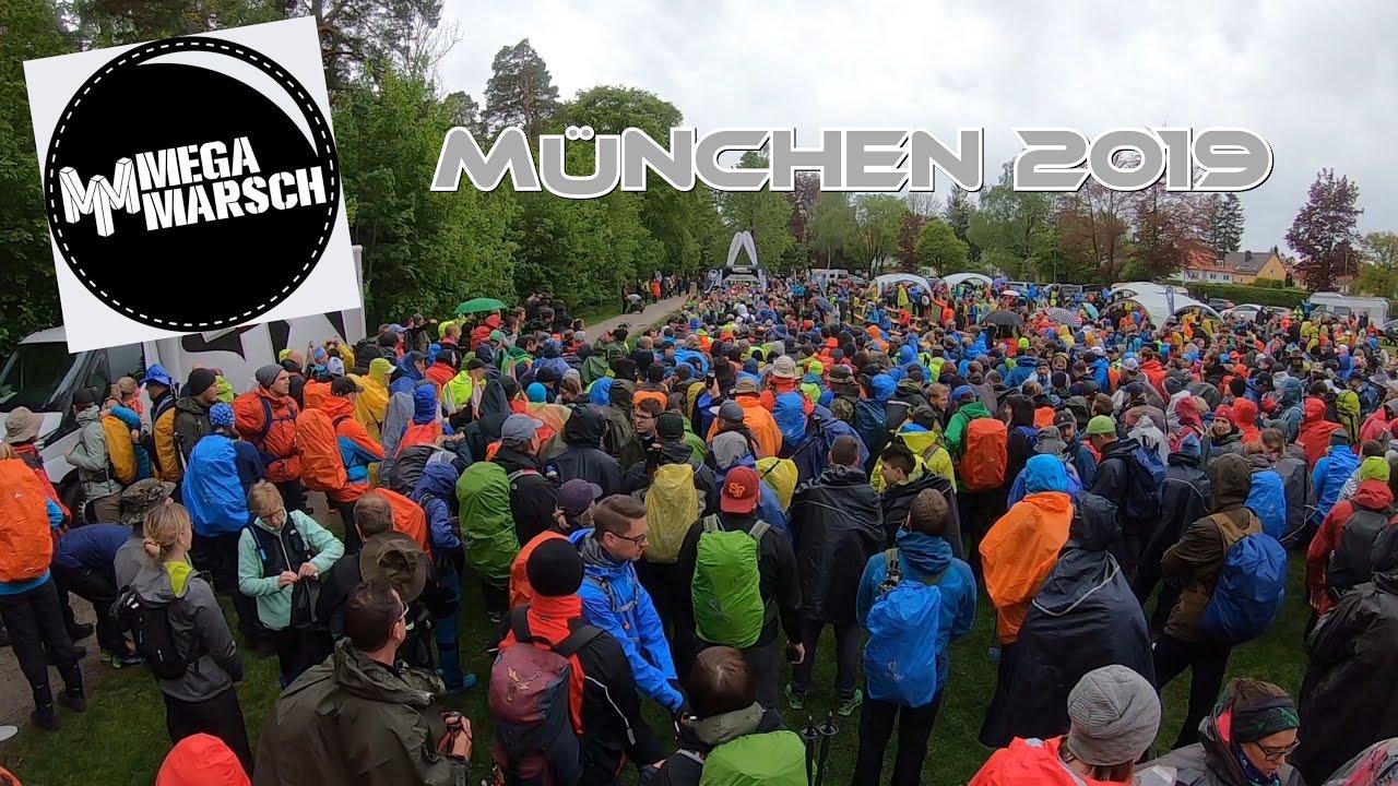 mega marsch münchen
