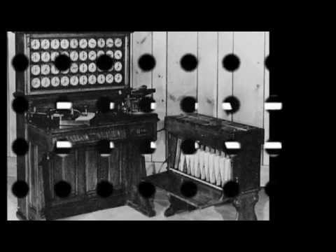 Historia de la Maquina Tabuladora (Herman Hollerith)