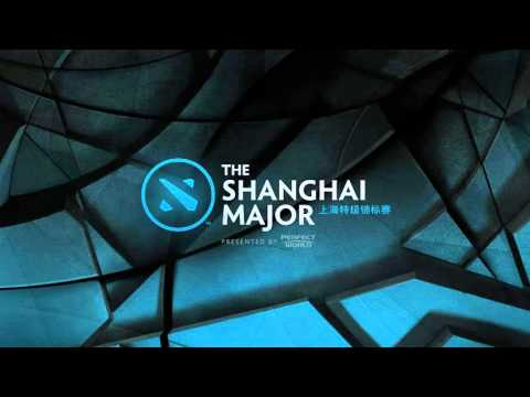 The Shanghai Major 2016 - Day 2 Main Stage