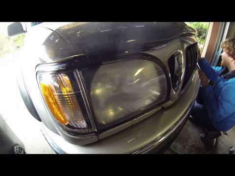 sylvania-automotive-headlight-restoration-kit-review-&-demo