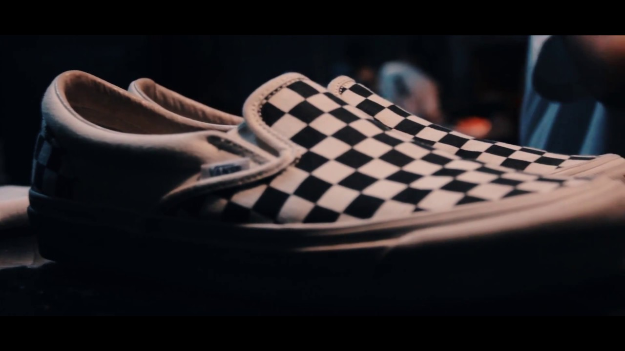 09bc0c1f9a Cleaning Vans Checkerboard OG - YouTube