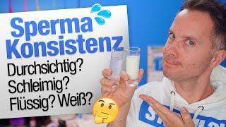 Sperma-Konsistenz und -farbe: Was ist normal? | jungsfragen.de