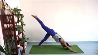 Bài tập Yoga đơn giản cho người mới | Tự học yoga tại nhà | Bài 2