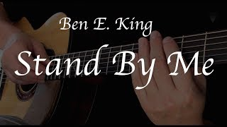 Kelly Valleau - Stand By Me (Ben E. King) - Fingerstyle Guitar