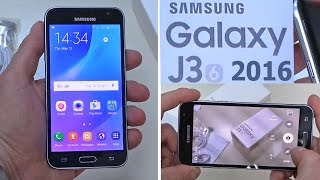 Samsung Galaxy J3 (2016) Unboxing + Camera Test