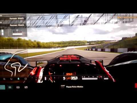 Gt5 Red Bull Challenge Goldzeit Nürburgring/GP