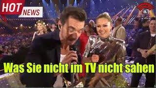 Helene fischer & Silbereisen - Was Sie nicht im TV nicht sahen