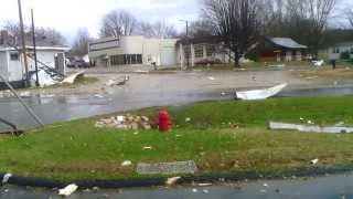 Washington Indiana tornado 11/17/13.