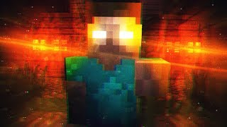 HEROBRINE IS WATCHING.. (he's out to haunt us) | Minecraft [Herobrine Mod]