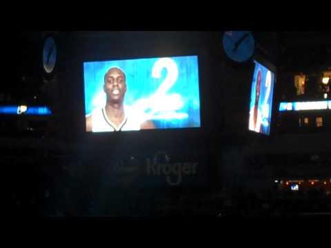 Video-presentazione Indiana Pacers 2011-12