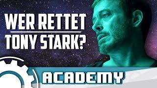 Wer rettet Tony Stark? [Avengers: Endgame Theorie]