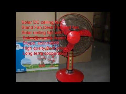 Solar DC ceiling fan desk fan,Solar wall fan,solar fan with led light hot sale in Africa,Middle East