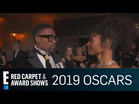 The Rick Lewis Show - Billy Porter Explains The Tuxedo Gown At Oscars