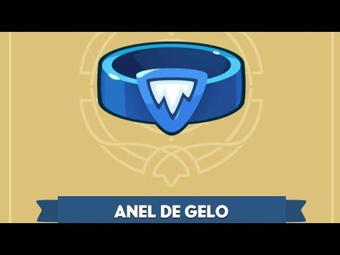 Almost A Hero - Anel De Gelo