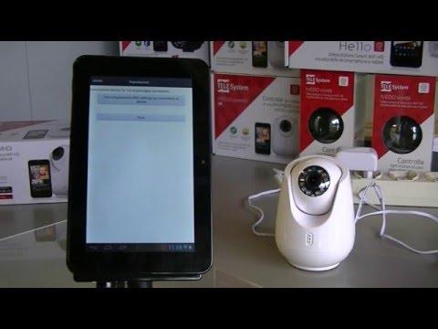 Videocamera di sicurezza tvedo 100mhdi tutorial di - Videocamera di sicurezza ...