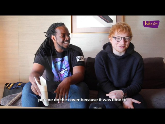 Ed Sheeran Talks On Fitness His Shape Of You Music Video Gq Magazine And More