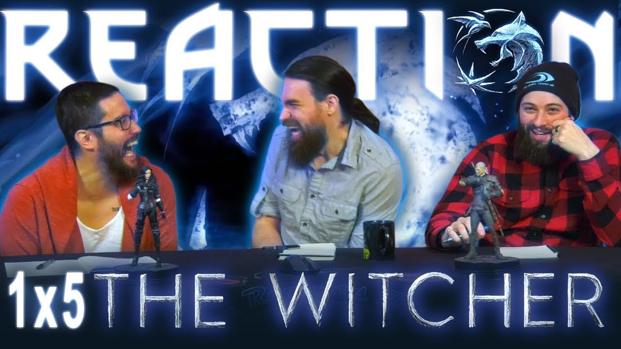 """Download The Witcher 1x5 REACTION!! """"Bottled Appetites"""""""
