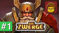 Die Zwerge - Das Spiel - Let's Play auf Deutsch