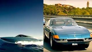 Ferrari Daytona vs XRS 48 Boat Part 2 | Top Gear