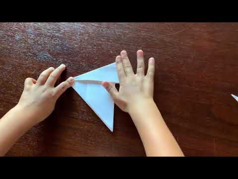 How to make Origami Paper Claws? (Easy & Kids Friendly)