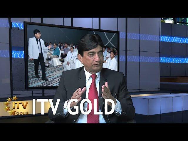 Dr. Jeetendra Adhia of Mind Training Institute | Wide Angle