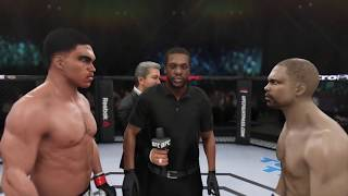 Muhammad Ali vs. Roy Jones (EA Sports UFC 3) - CPU vs. CPU