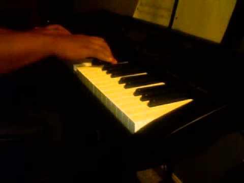 Big O[Painful Dream] piano cover
