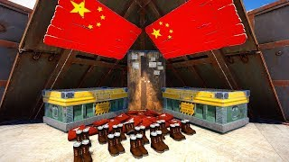 CHINESE BUNKERS... WHY are they ALWAYS the RICHEST RAIDS?
