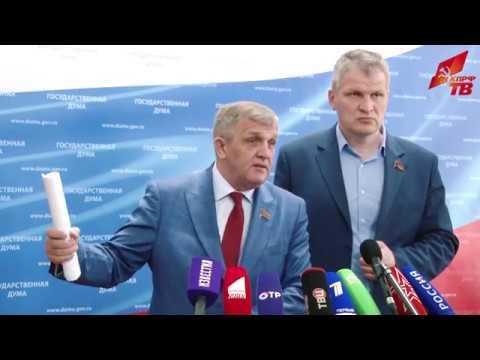 «Кадры, цены, митинг в Ульяновске»