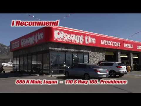 Discount Tire Utah >> Tires Logan Utah Ty Wolford Recommends Discount Tire And