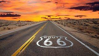 23 по Америке на мотоцикле.  Трасса 66