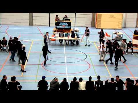 :..[ Suisse Electro Tournament 2 -- 87 Crew vs. Funny Crew (Group Stage) ]..: