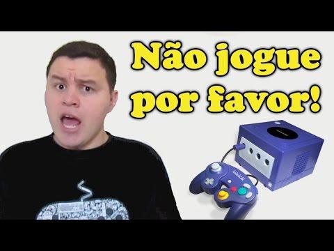 10 jogos do gamecube pra voce não jogar!