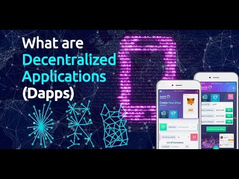 DECENTRALISED APPLICATIONS(Dapps) || Reasons you should learn about DAPPS