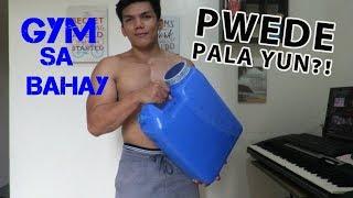 10 GYM EXERCISES NA PWEDE MONG GAWIN SA BAHAY   Muscle Monday Episode 01