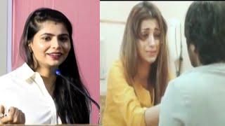 Singer Chinmayi Praises Trisha & VijaySethupathi acting at 96 Movie Thanks giving  Meet