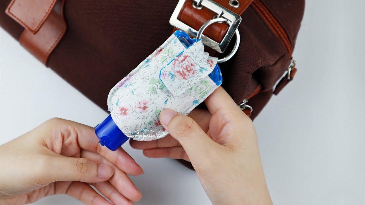 How To Make Hand Gel Holder Diy