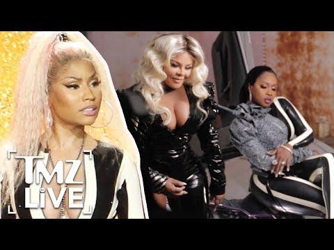 Nicki Minaj Targeted By Remy Ma & Lil' Kim! | TMZ Live