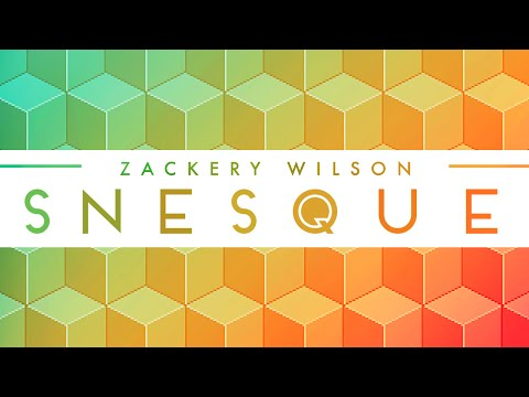 Zackery Wilson - SNESQUE [Full Album]